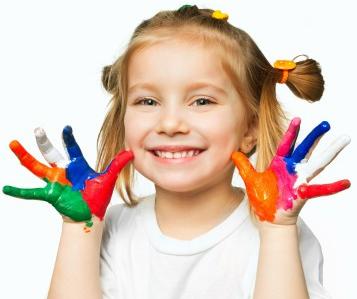 Activité préféré des 1 à 5 ans : le coloriage