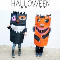 Fabrique ton costume d'halloween
