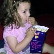 Les enfants au cinema