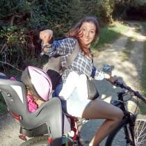 Jeunes enfants et vacances à vélo