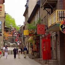 Quebec destination voyage famille