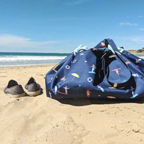Les jouets à emmener à la plage